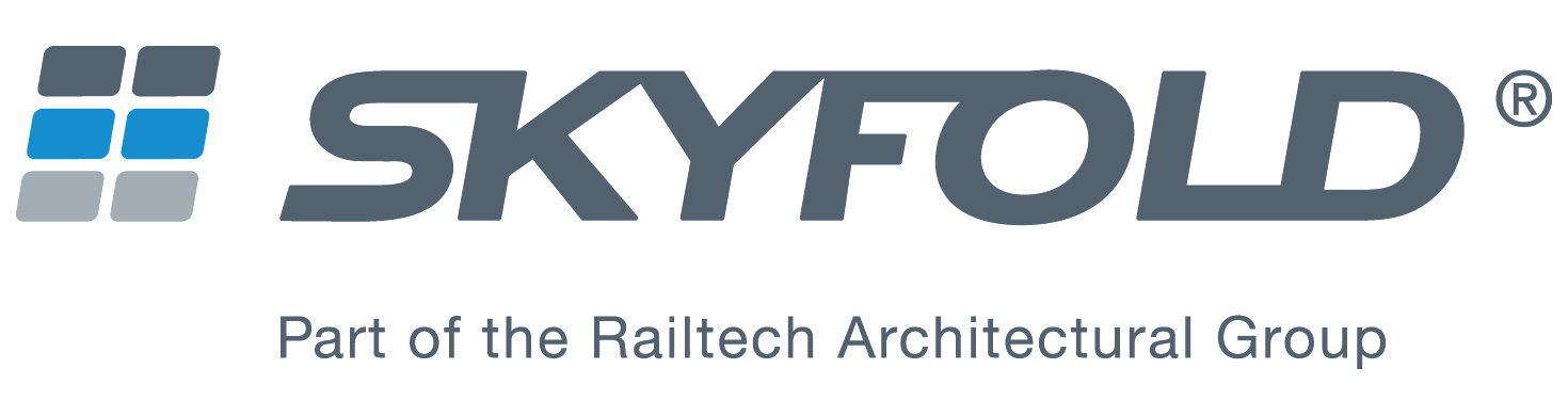 Skyfold - Part of the Railtech Architectural Group
